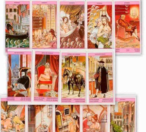 El Tarot de Casanova
