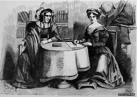 ¿Quién fue Madame Lenormand?