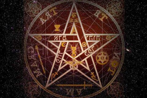 El Tetragrámaton Amuleto de Protección