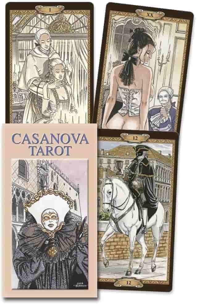Tarot de Casanova
