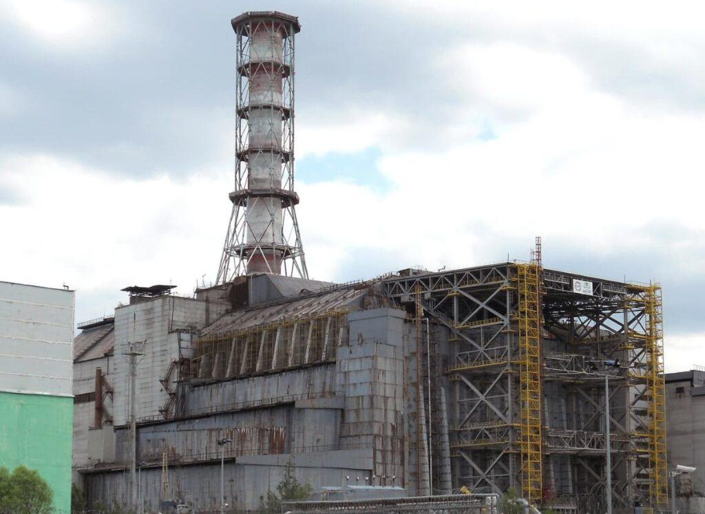 Chernóbil ciudad abandonada