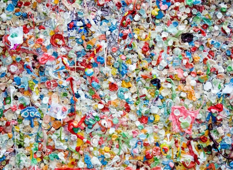 El plástico es un problema grave en el medio ambiente.