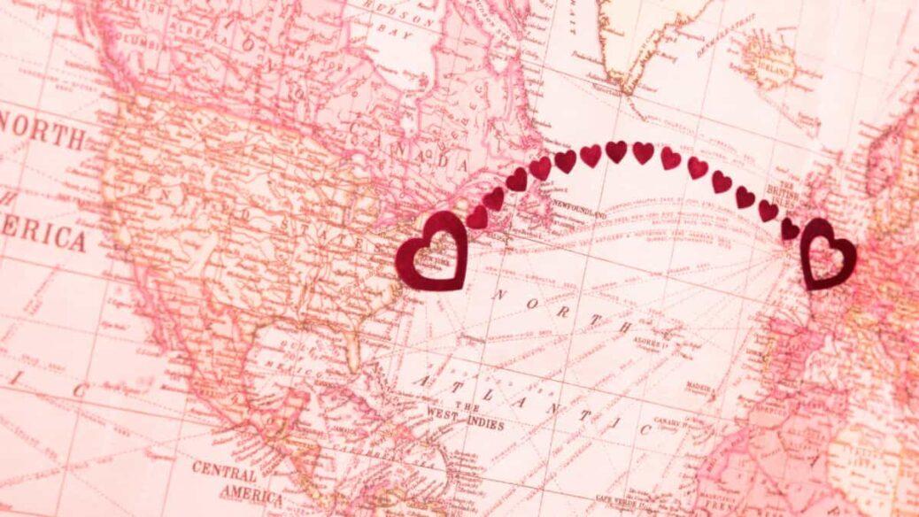 relacion a distancia, como sobrevivir a una relacion a distancia, conseguir que mi relacion a distancia funcione, puedo fiarme de mi pareja si estamos en distancia, deberia iniciar una relacion a distancia