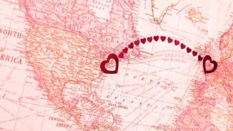 Cómo sobrevivir a una relación a distancia